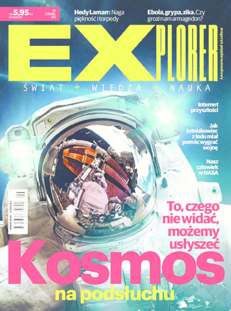 Magazyn Explorer. Świat, Wiedza, Nauka