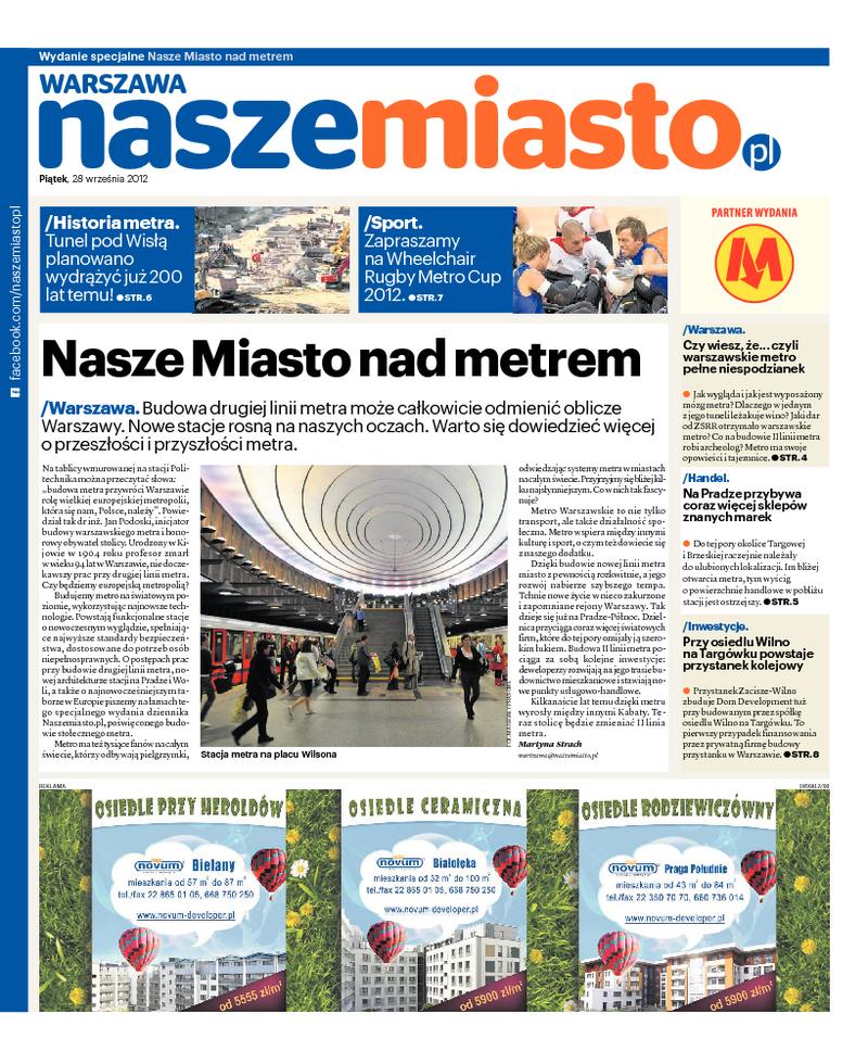 Prasa 24 Nasze Miasto Gazeta Online E Wydanie Internetowe Wydanie