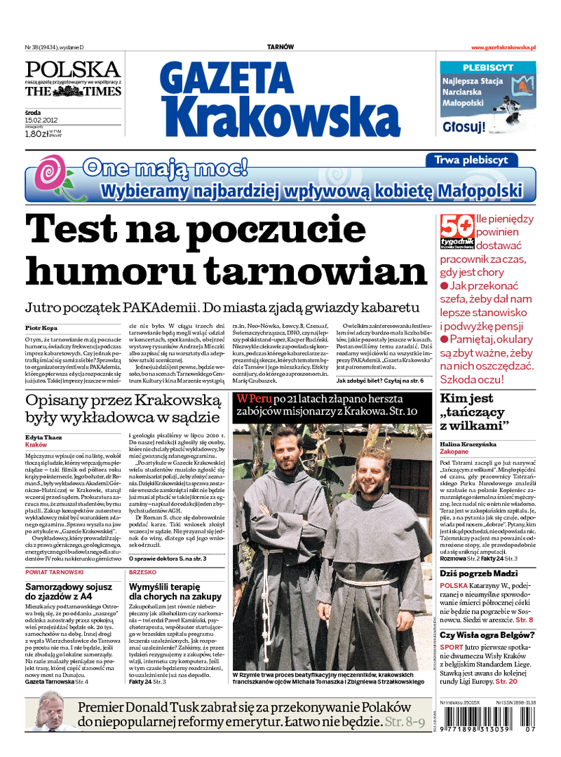 gazeta krakowska ogłoszenia