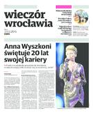 Tygodnik miejski Wieczór Wrocławia