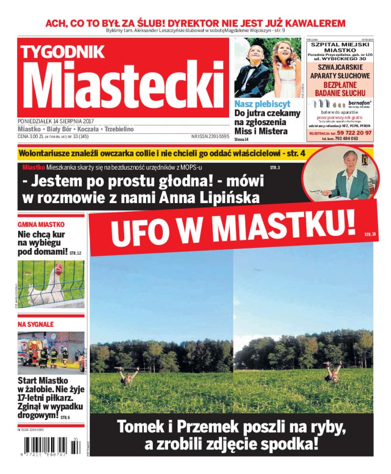Tygodnik Miastecki