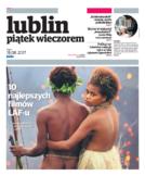 Tygodnik miejski Lublin piątek wieczorem